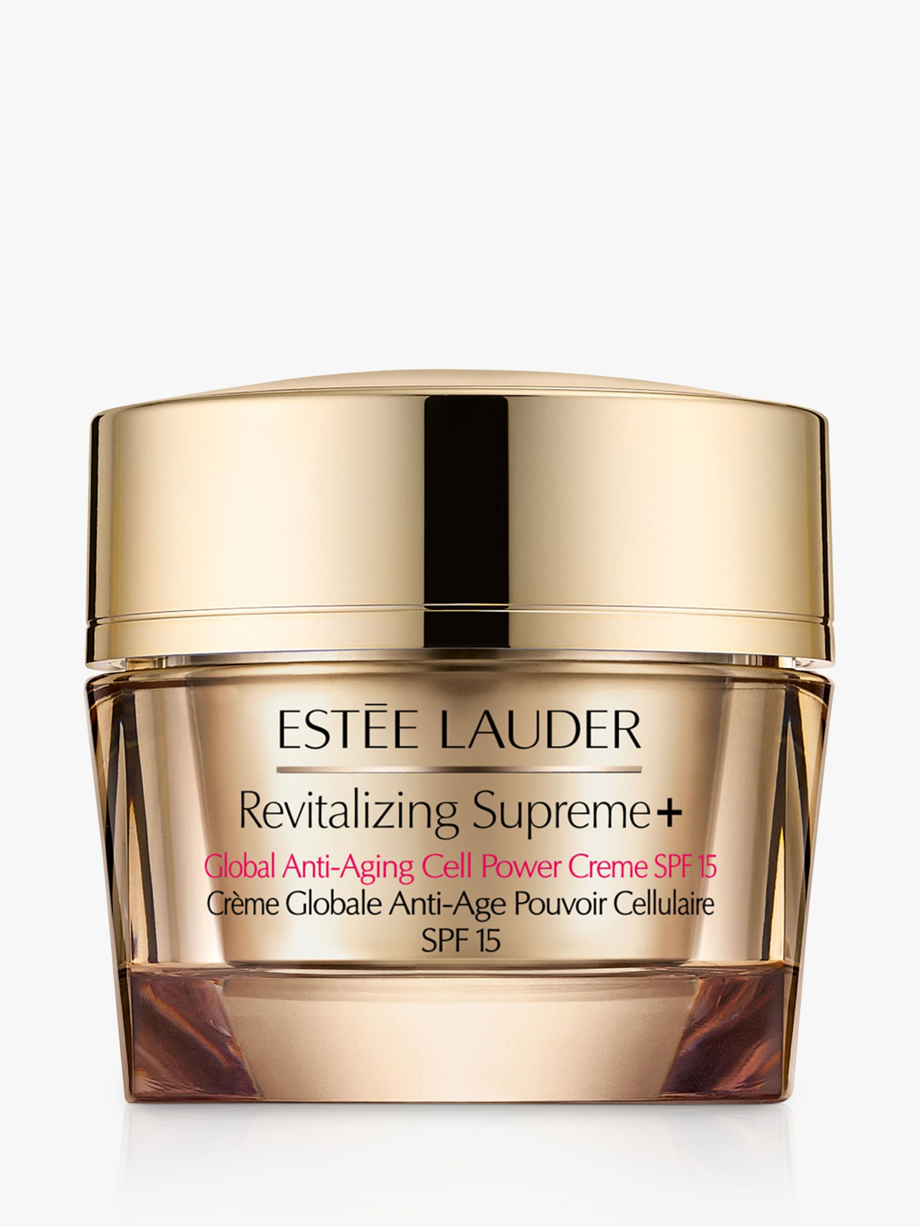 Estee Lauder Estée Lauder Revitalizing Supreme+ Global Anti-Ageing Creme SPF 15, 50ml