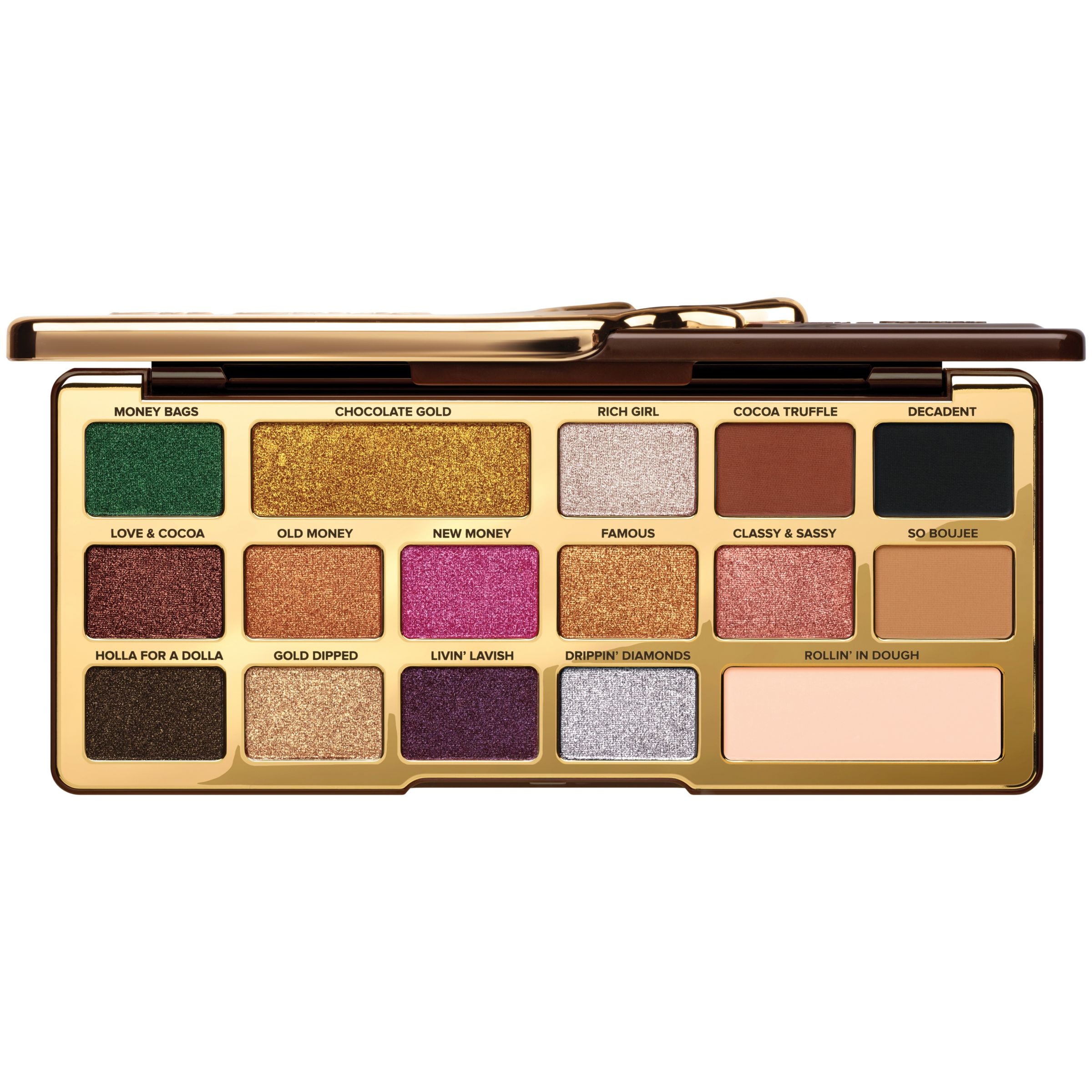 Too Faced Too Faced Chocolate Gold Eyeshadow Palette, Multi