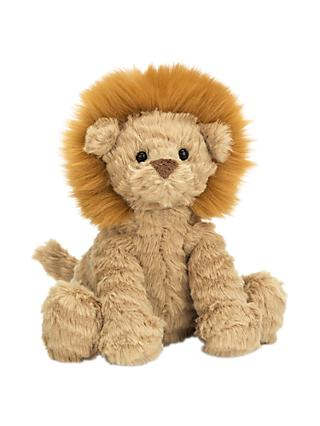 Jellycat Fuddlewuddle Lion Baby Soft Toy, Small