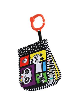 Baby Einstein Magic High Contrast Book Hanging Toy