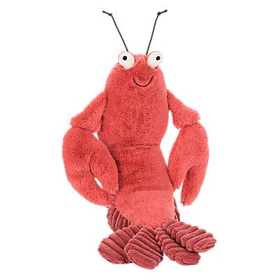 Image of Jellycat Larry Lobster Soft Toy