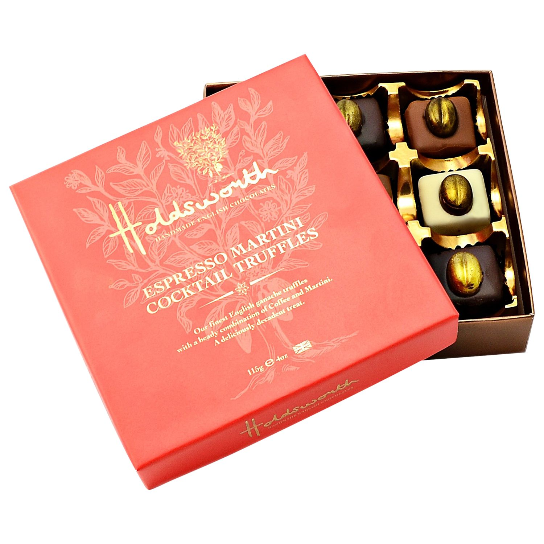 Holdsworth Holdsworth Espresso Martini Selection Chocolates, 115g