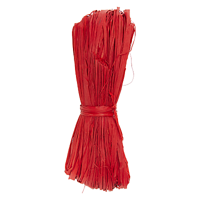 Image of Habico Raffia, Red