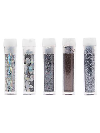 Habico Glitter Selection, Pack of 5