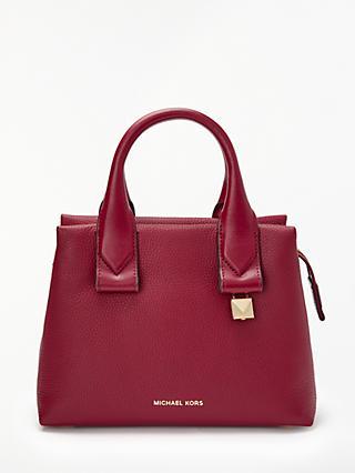 Michael Kors Rollins Small Satchel Bag