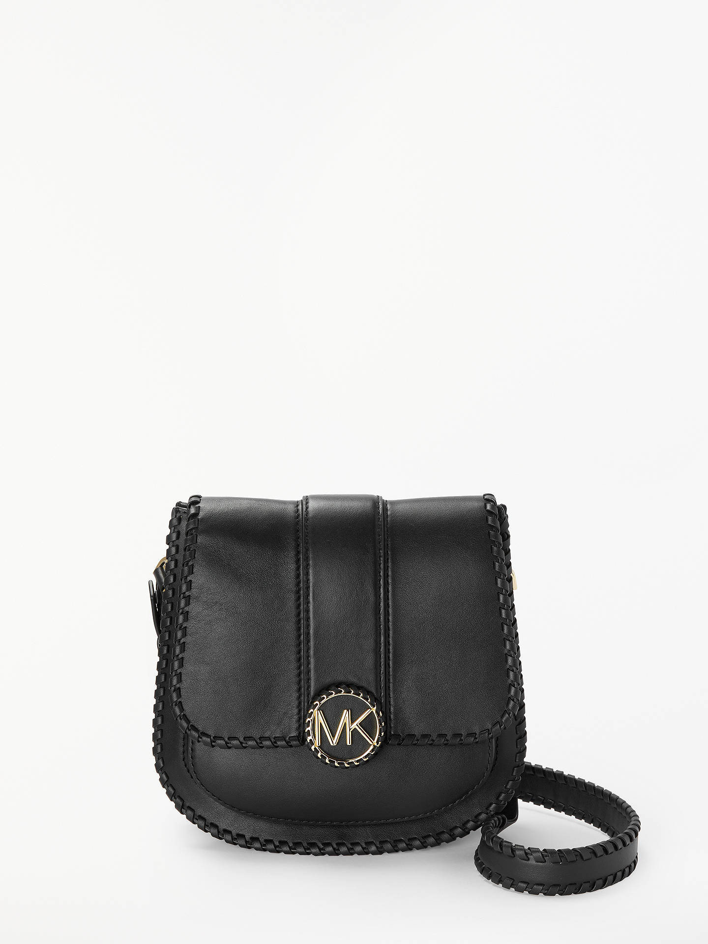 80cacb9fe270 MICHAEL Michael Kors Lillie Medium Leather Messenger Bag at John ...