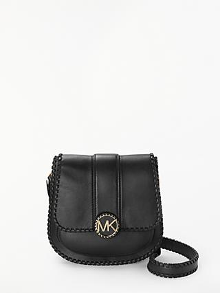 7d64991b82fb MICHAEL Michael Kors Lillie Medium Leather Messenger Bag