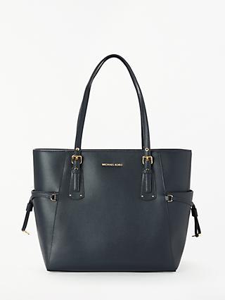 MICHAEL Michael Kors Voyager East West Leather Tote Bag 9864efc4fbbd1