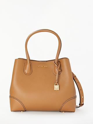 8afcceae54ff MICHAEL Michael Kors Mercer Gallery Medium Leather Tote Bag