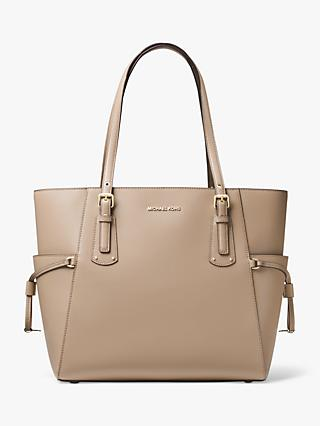 Michael Kors Voyager East West Leather Tote Bag