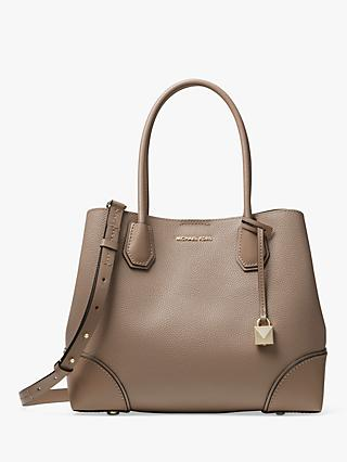 7931ce96a1 MICHAEL Michael Kors Mercer Gallery Medium Leather Tote Bag