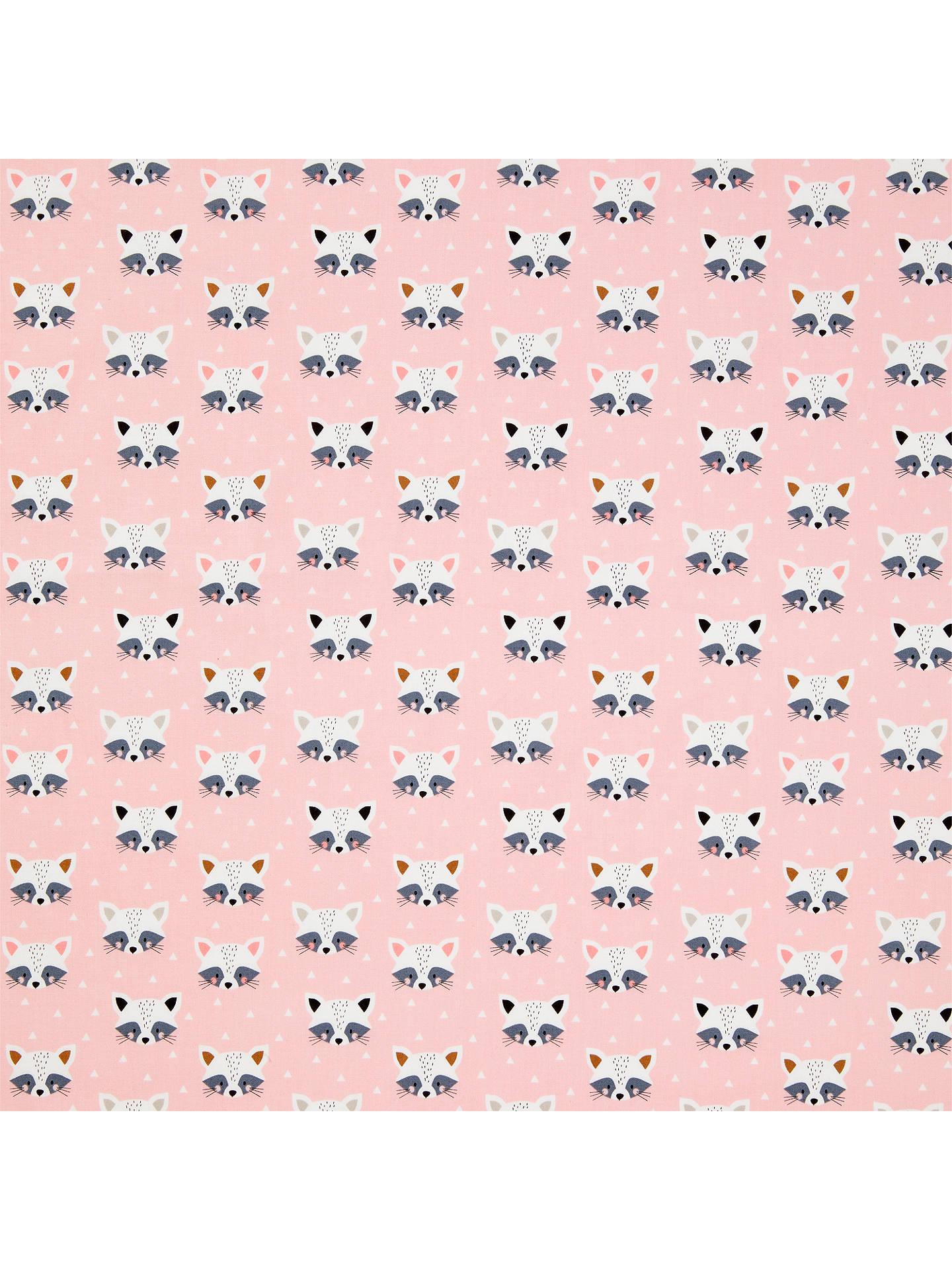 191366881d51 Buy Dashwood Studio Raccoon Print Fabric