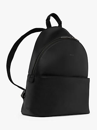 Matt & Nat Dwell Collection July Vegan Backpack, Black