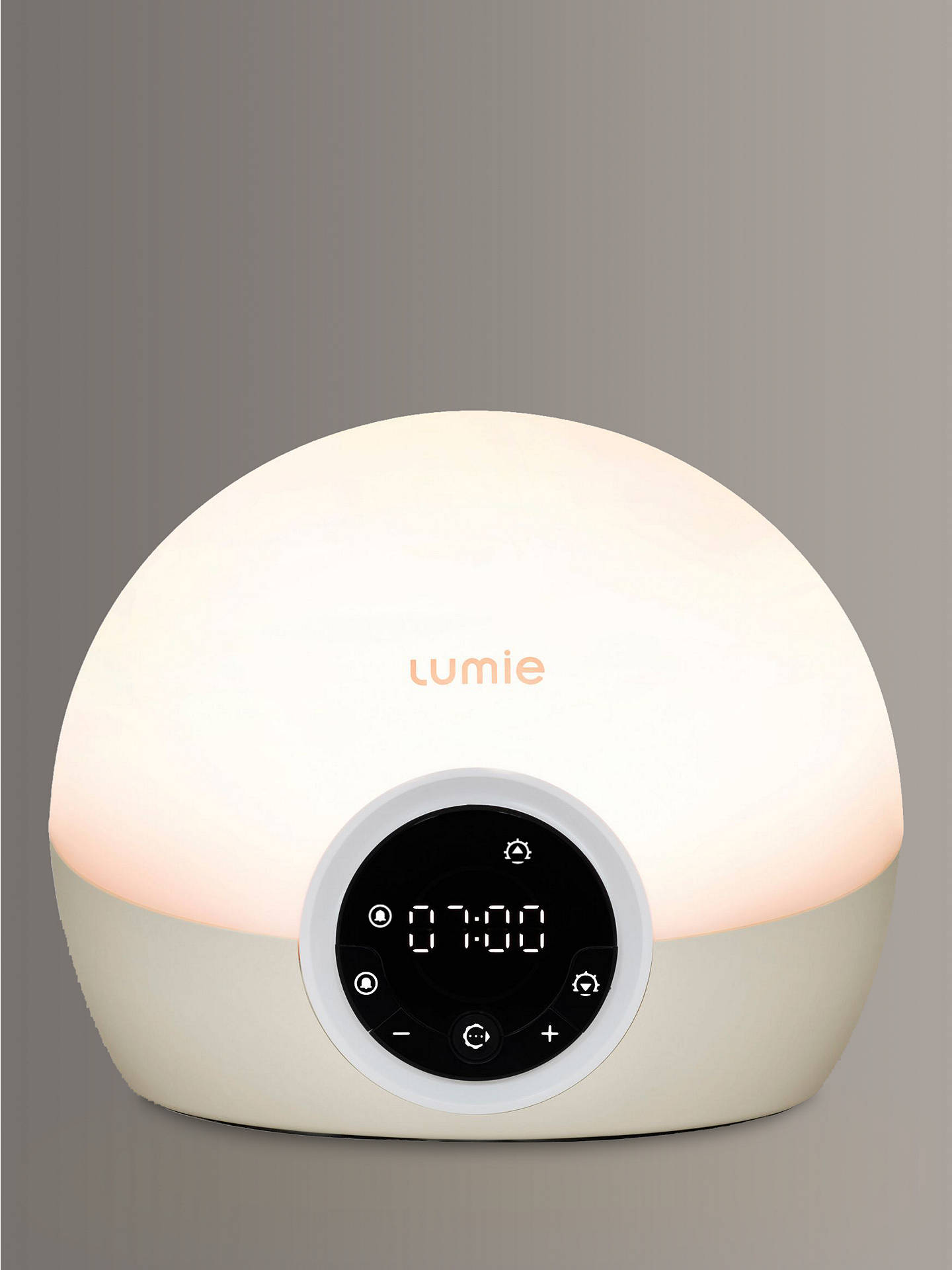 Buy Lumie Bodyclock Spark 100 Wake up to Daylight SAD Light Online at johnlewis.com