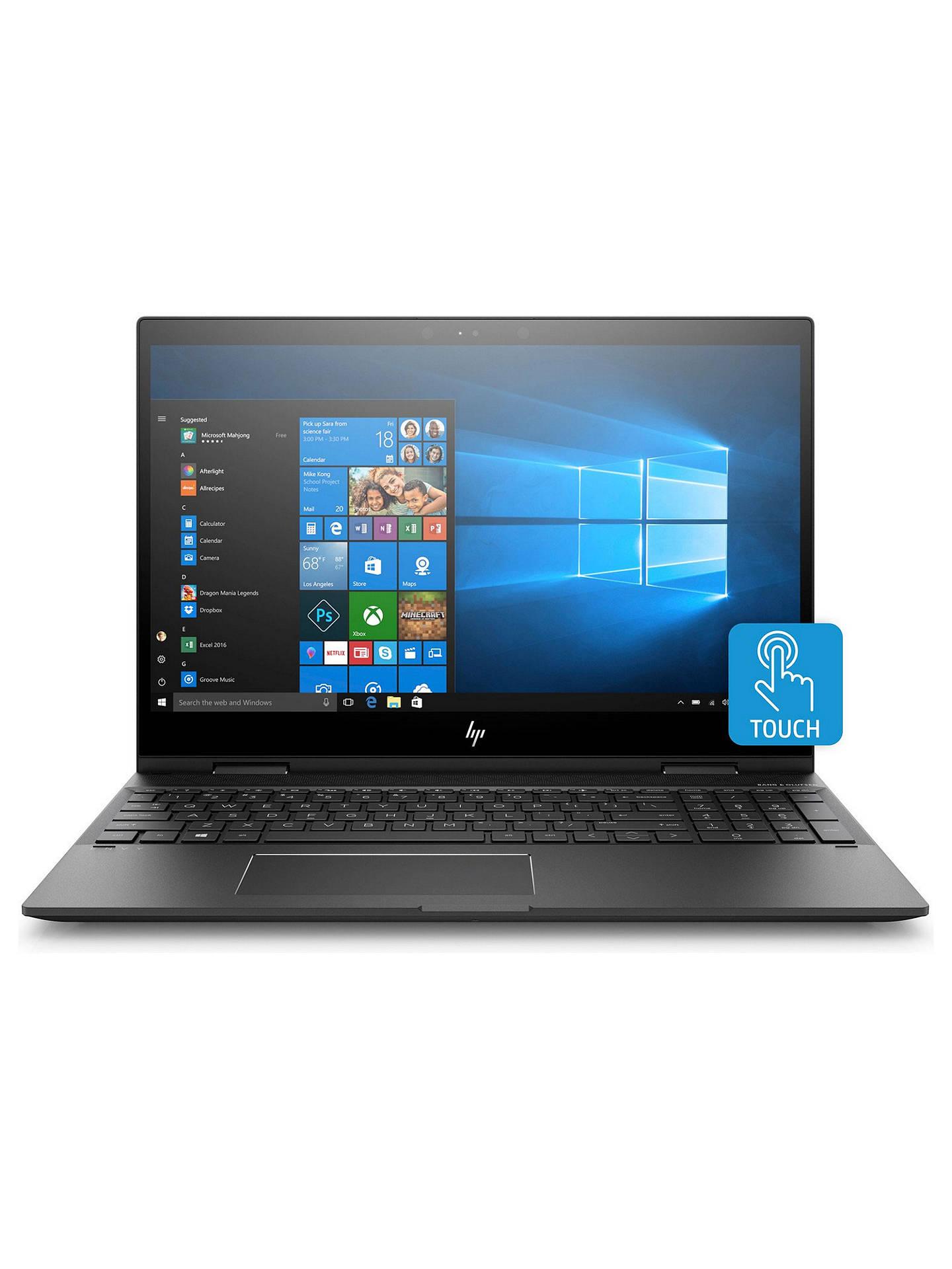 HP ENVY x360 15-cp0001na Convertible Laptop, AMD Ryzen 7