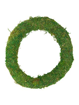 8872aac10e45 Habico Moss Covered Wreath Base