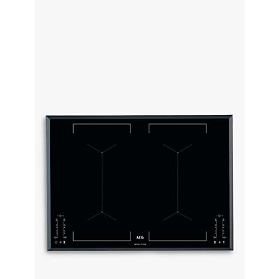 Image of AEG IKE74451FB 71cm MaxiSense Induction Hob, Black