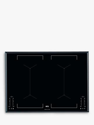 AEG IKE74451FB 71cm MaxiSense Induction Hob, Black