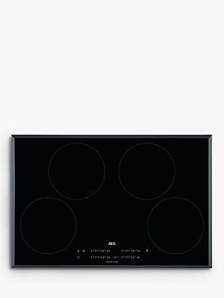 AEG IKB84401FB Induction Hob, Black