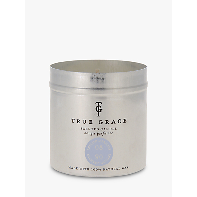True Grace Lavender Scented Tin Candle, 290g