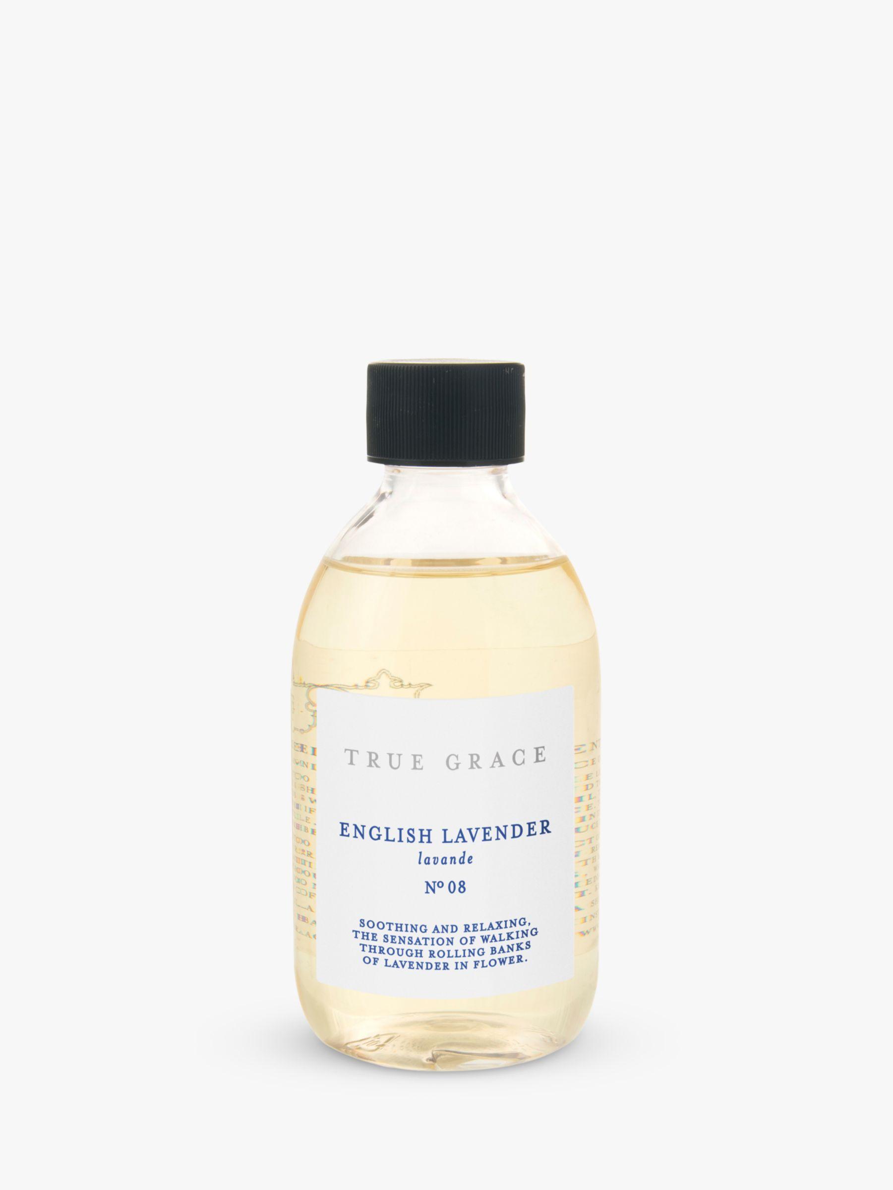 True Grace True Grace Lavender Diffuser Refill, 250ml