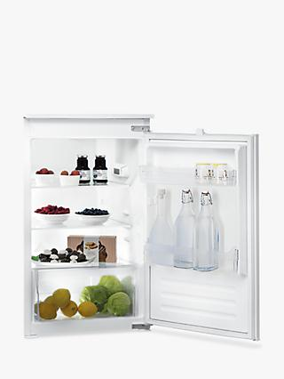 Indesit INS901AA.1 Integrated Larder Fridge, A+ Energy Rating, 54cm Wide, Natural