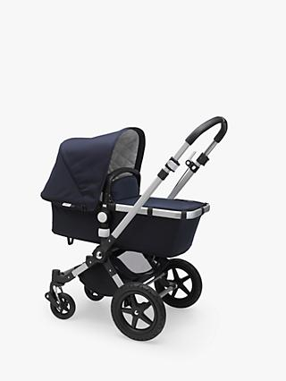 Bugaboo Cameleon3 Plus Classic Complete Pushchair, Dark Navy