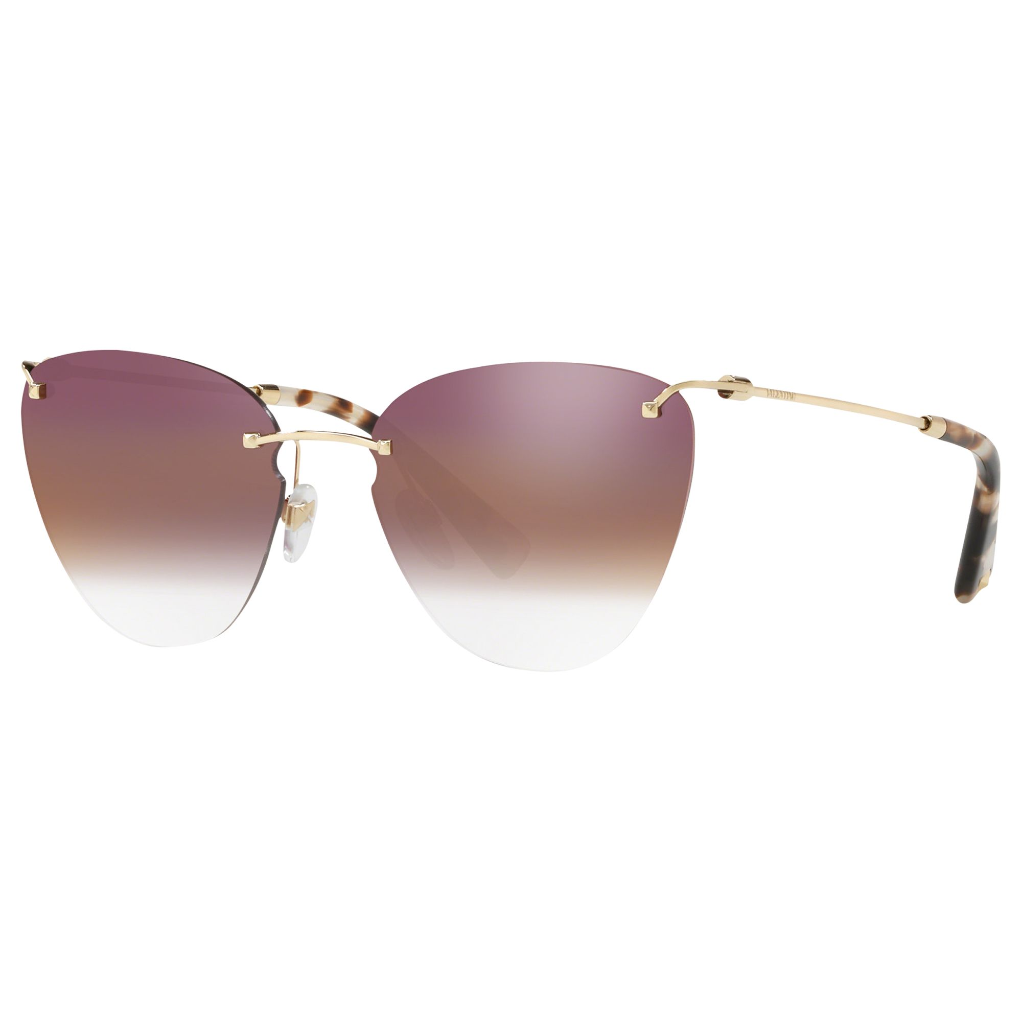Valentino Valentino VA2022 Women's Cat's Eye Sunglasses
