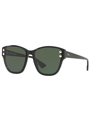 Dior DiorAddict3 Women's Polarised Cat's Eye Sunglasses