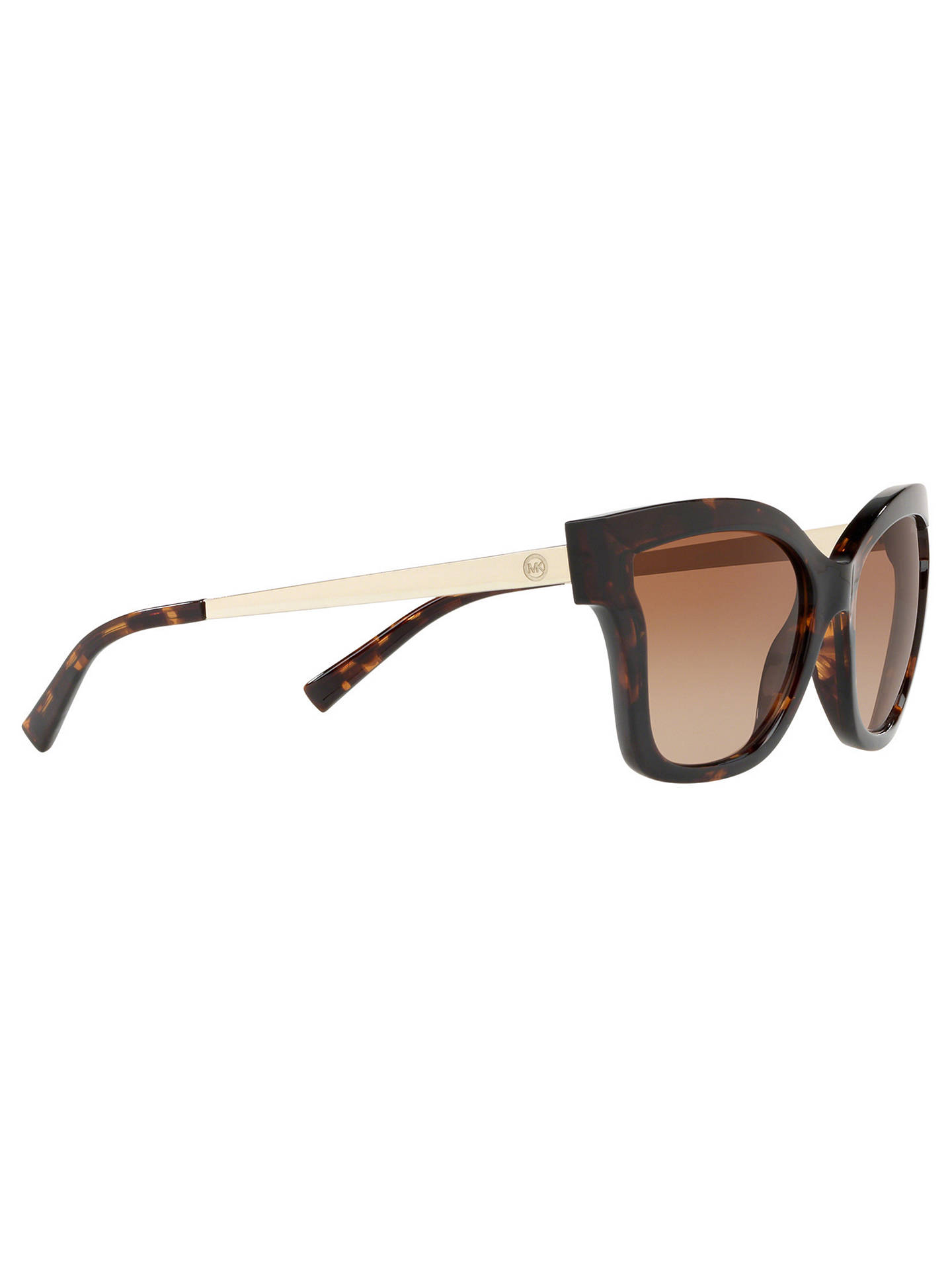 328a2cf827 Michael Kors MK2072 Women s Barbados Square Sunglasses at John Lewis ...