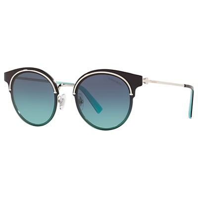 Tiffany & Co TF3049B Women's Round Sunglasses