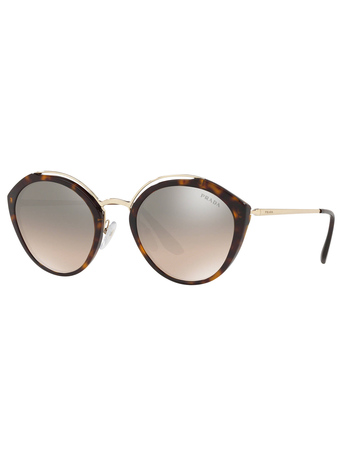 28788029bf BuyPrada PR 18US Women s Oval Sunglasses