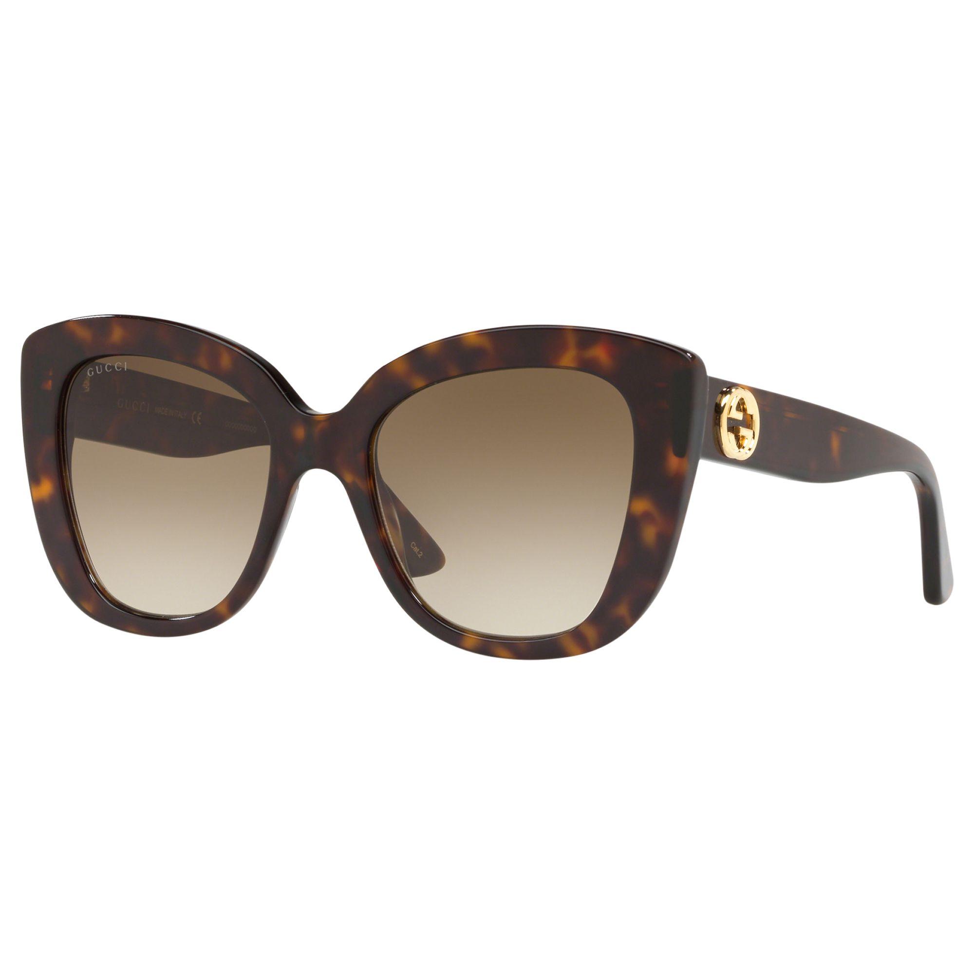 Gucci Gucci GG0327S Women's Cat's Eye Sunglasses