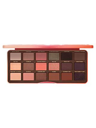 Too Faced Sweet Peach Eyeshadow Palette, Multi