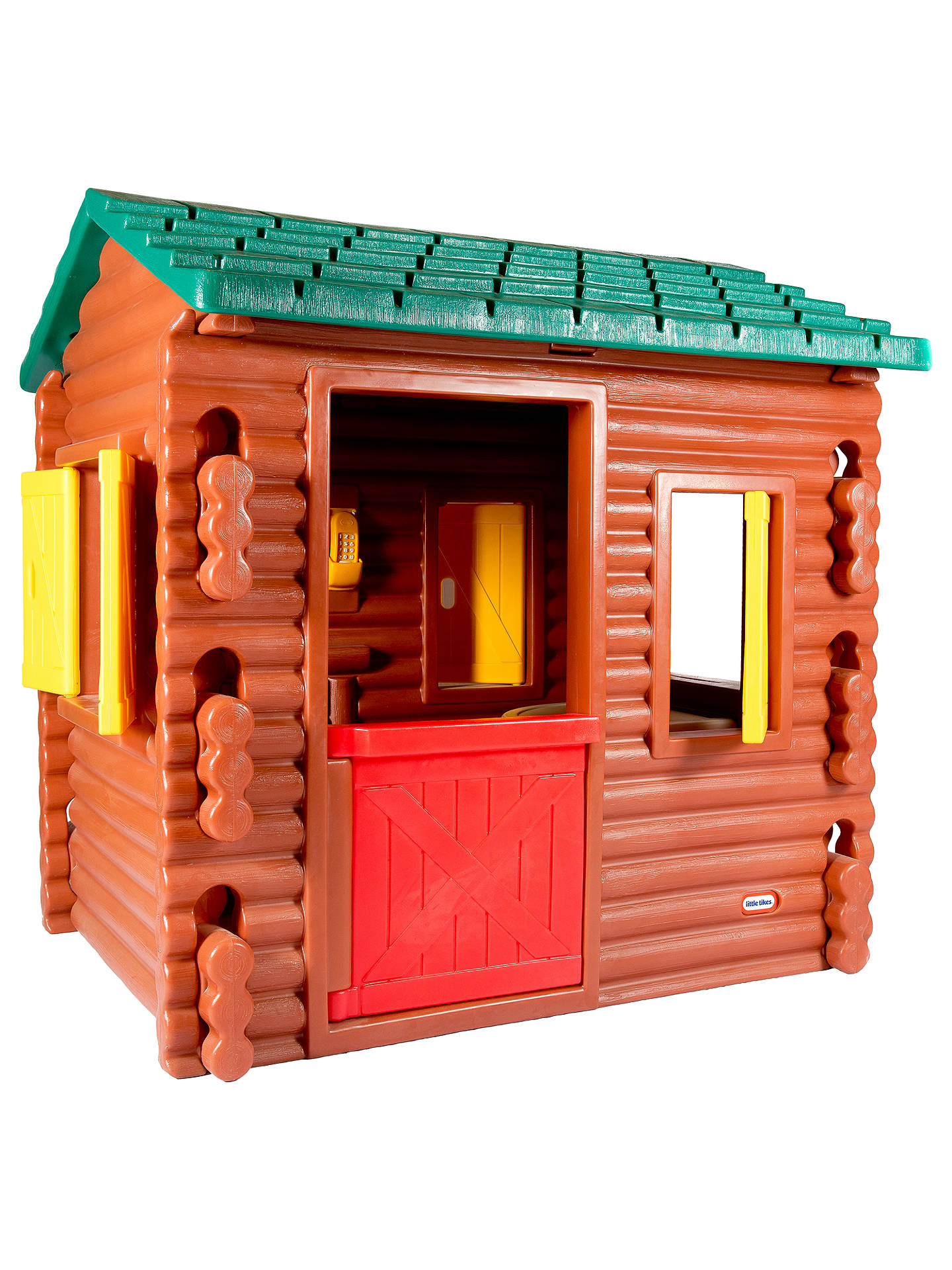 Little Tikes Log Cabin At John Lewis Partners