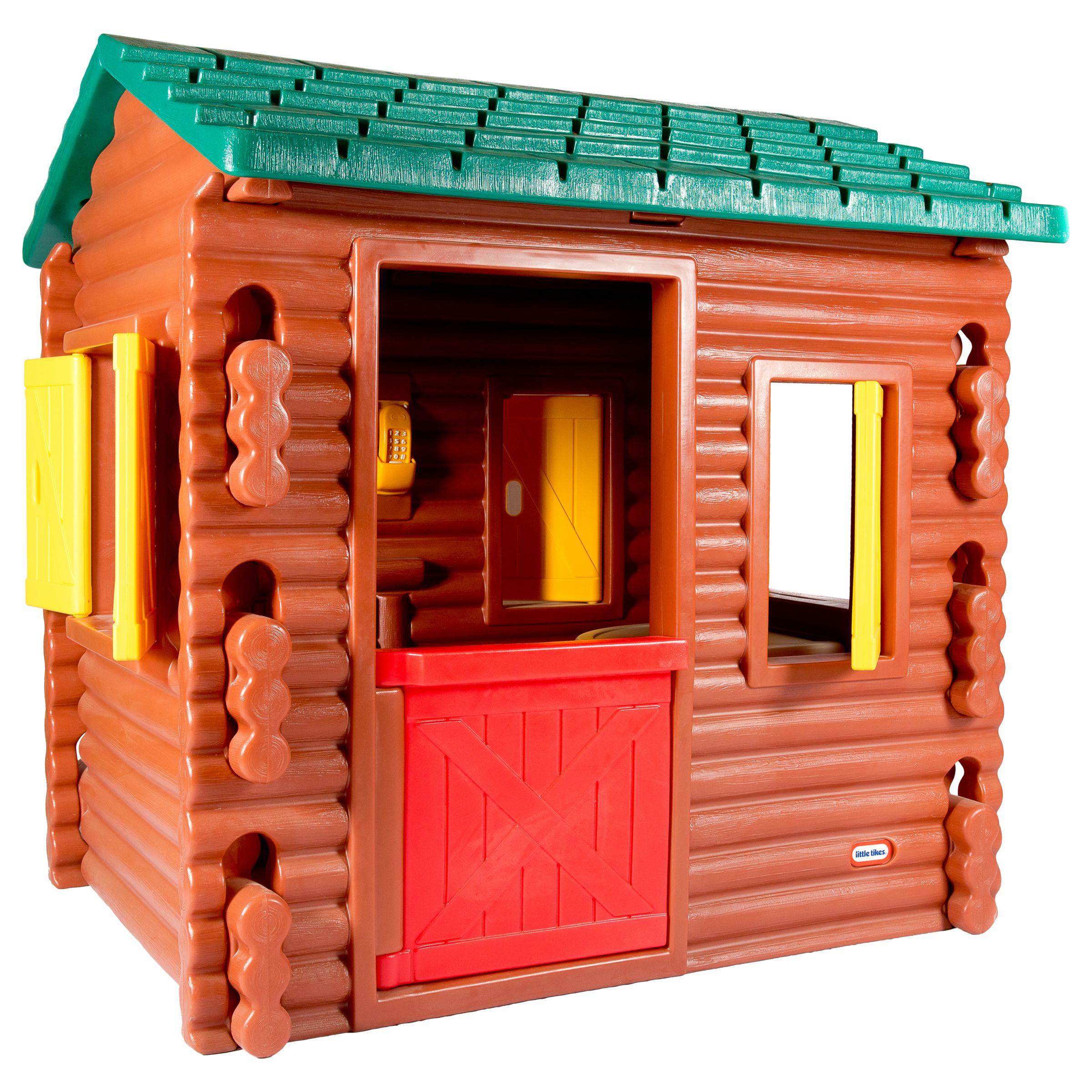 Little Tikes Little Tikes Log Cabin