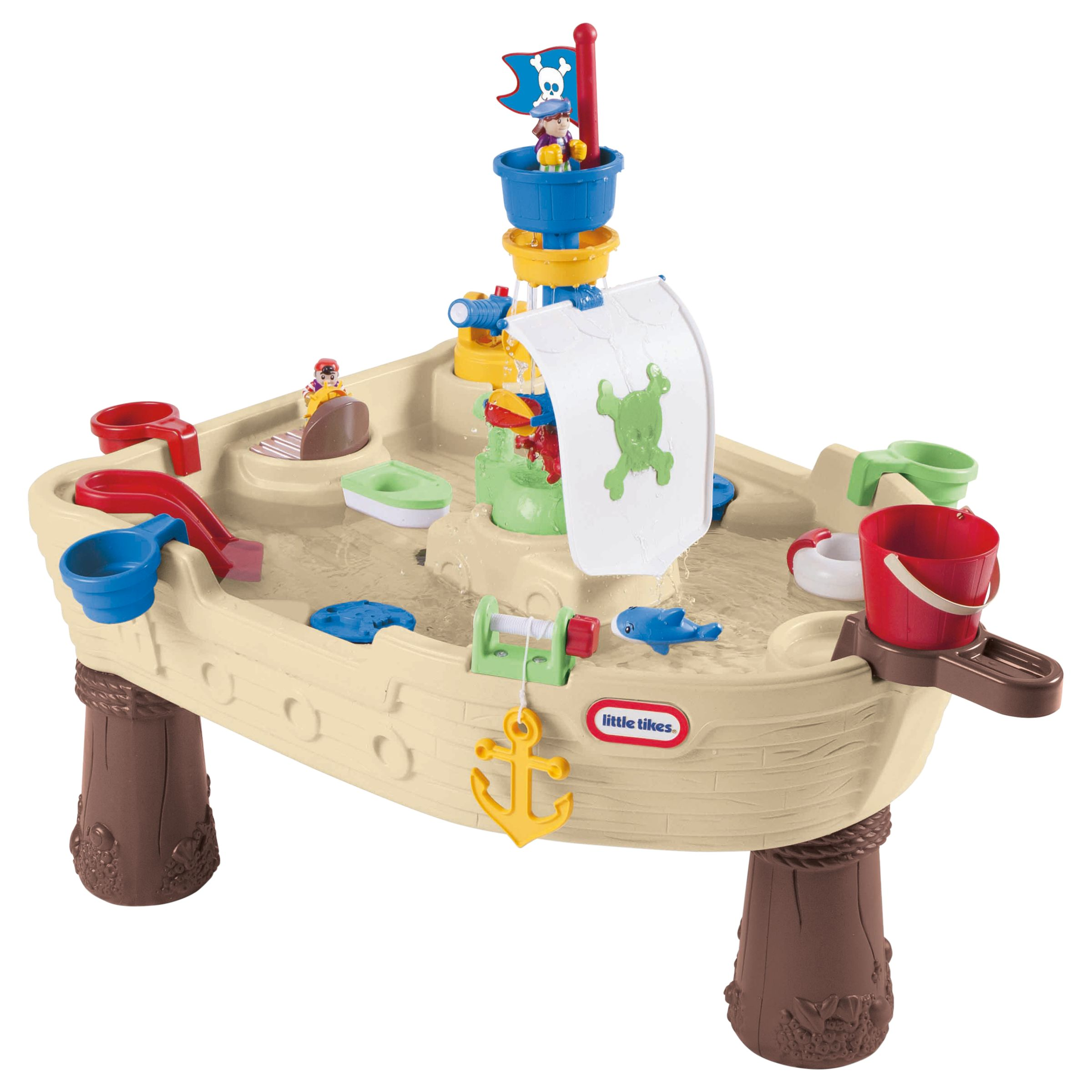 Little Tikes Little Tikes Anchors Away Pirate Ship