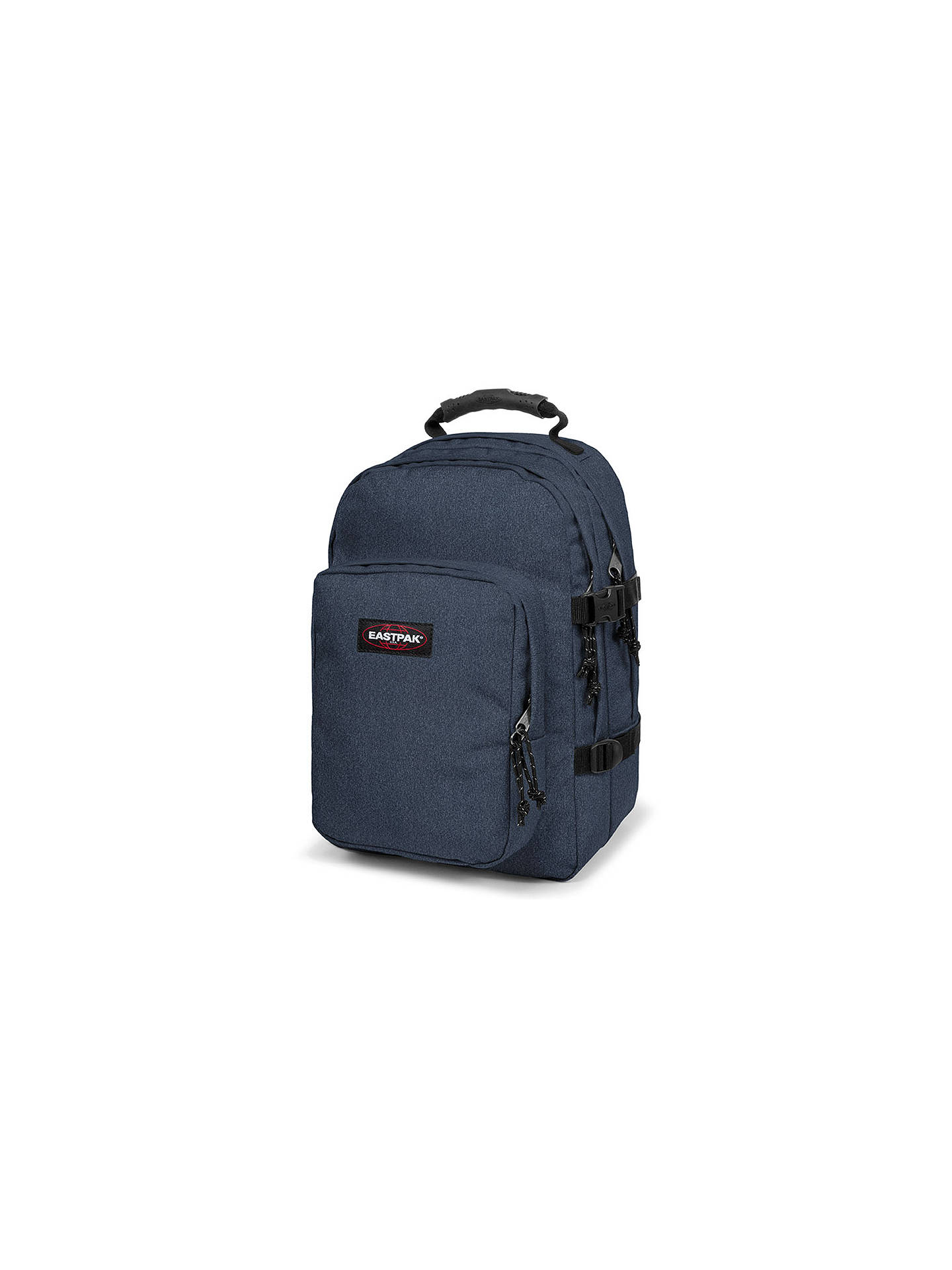 Eastpak Provider Laptop Backpack, Double Denim