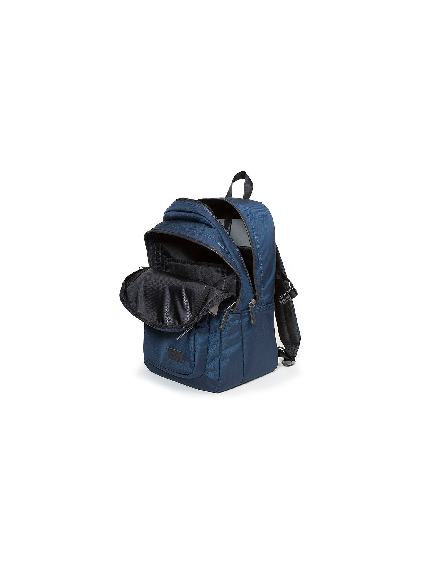 "BuyEastpak Provider 15"" Laptop Backpack, Constructed Navy Online at johnlewis.com"