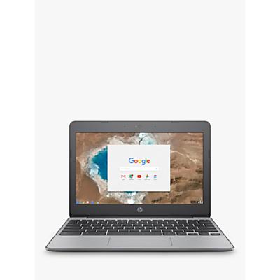 HP 11-v001n Chromebook, Intel Celeron, 4GB RAM, 16GB eMMC, 11.6