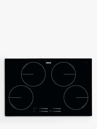Zanussi ZIT8470CB Induction Hob, Black