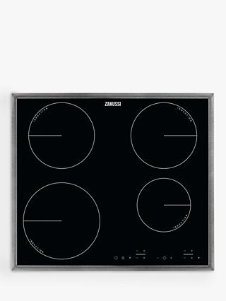 Zanussi ZIT6460XB Induction Hob, Black