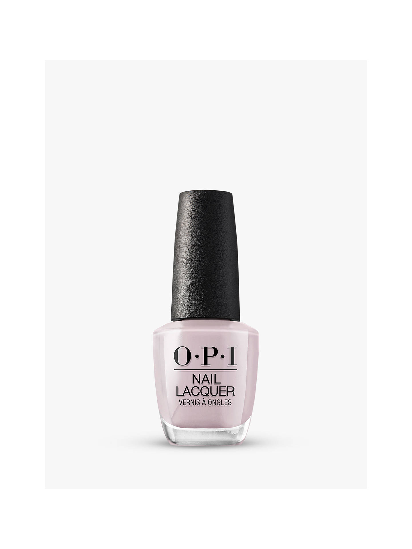 Buy OPI Nails - Nail Lacquer - Neutrals,  Don't Bossa Nova Me Around Online at johnlewis.com