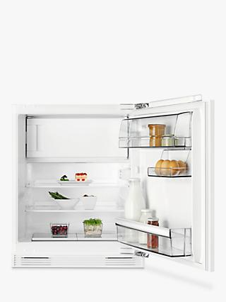 AEG SFB5821VAF Under Counter Fridge, A+ Energy Rating, 59.5cm Wide, White