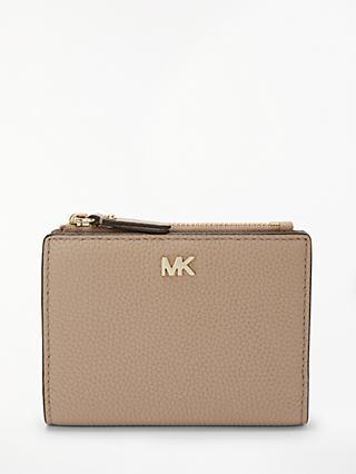 c46d36b5e3b2 ... new style michael michael kors money pieces leather snap billfold purse  e8ebb 705e0 ...