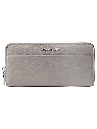 c84a174a6cb6 MICHAEL Michael Kors Money Pieces Leather Continental Purse