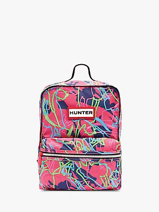 Hunter Disney Arcade Camo Children's Backpack, Pink