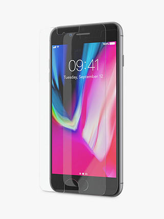 Buy tech21 Evo Glass Screen Protector for  iPhone 7 Plus and iPhone 8 Plus, Clear Online at johnlewis.com