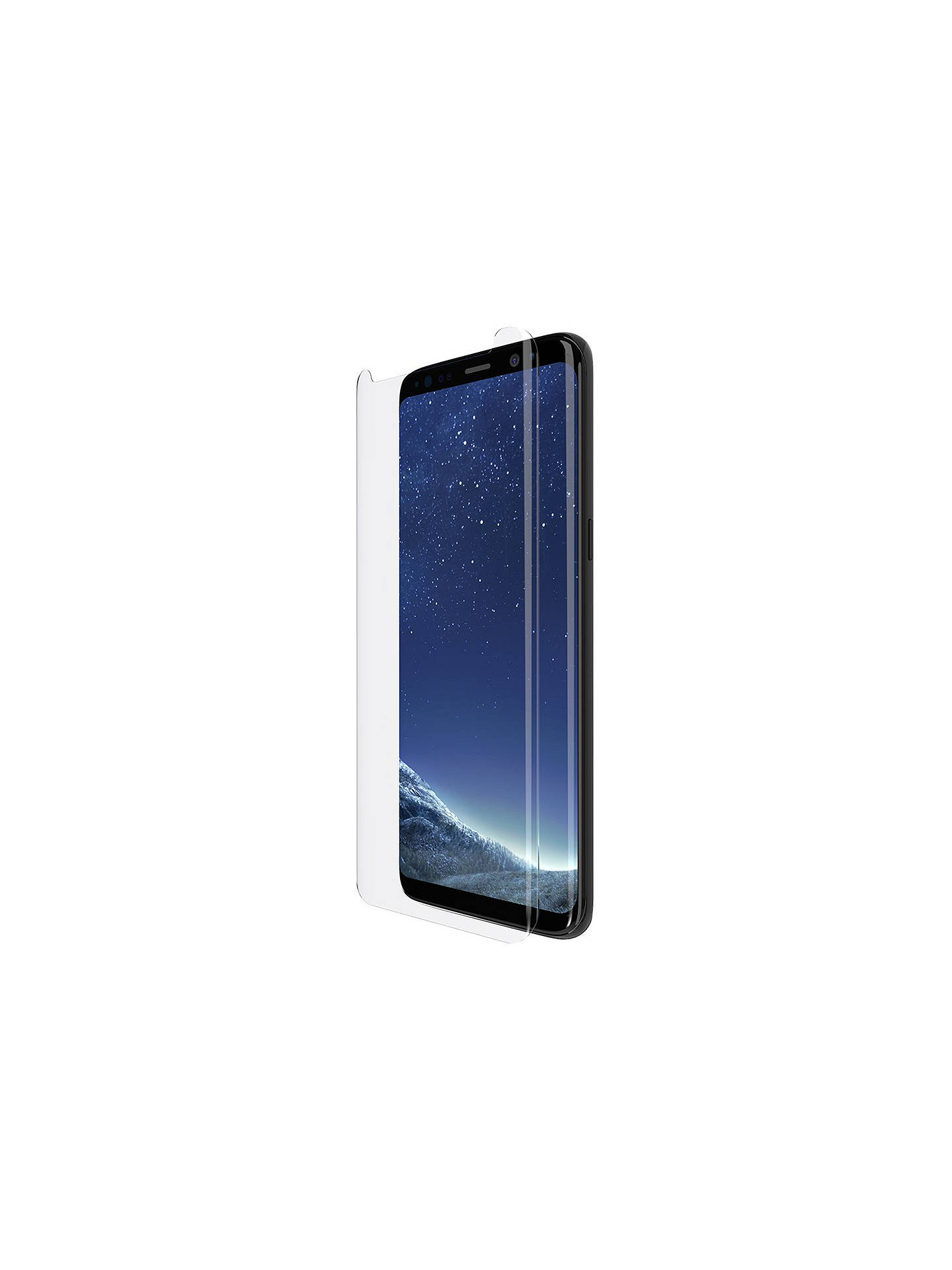 Buytech21 Impact Shield Anti Scratch Screen Protection for Samsung Galaxy S8, Clear Online at johnlewis.com