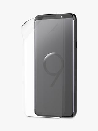 tech21 Impact Shield Anti Scratch Screen Protection for Samsung Galaxy S9 Plus, Clear